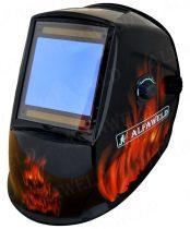 Automata hegesztőpajzs - WH 9801-L - Óriás látómezővel