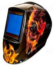 Automata hegesztőpajzs WH-9801LK óriás látómezővel