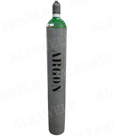 Argon palack test: 10.7 m³