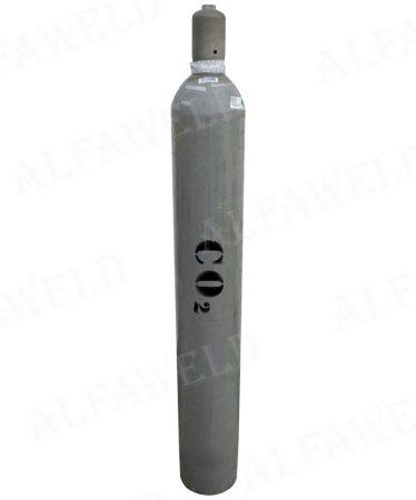 Szén-dioxid (CO2) palack test: 37.5kg