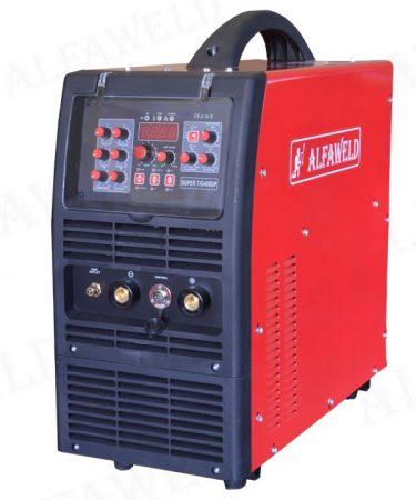 Super TIG 400DP inverteres hegesztőgép