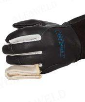 TIG ujjvédő szilikátszálas szövéssel