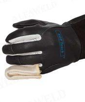 TIG ujjvédő Weldas 10-1099 szilikátszálas szövéssel