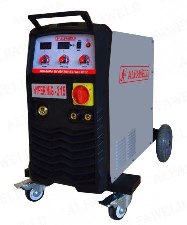 HyperMIG 315A/400V inverteres hegesztőgép