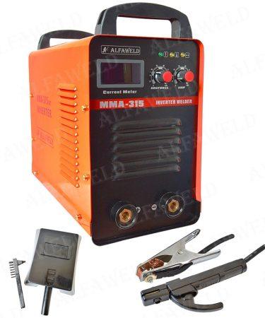 MMA 315P 315A/400V inverteres hegesztőgép