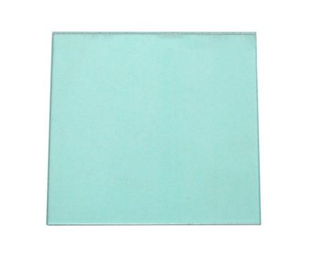 Külső polikarbonát védőlap  110 x 90 mm