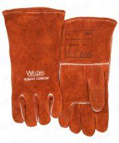 Hegesztőkesztyű Weldas 10-2392L/18 pamut béléssel