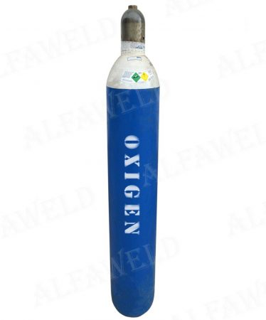 Oxigén töltött palack: 10 m³