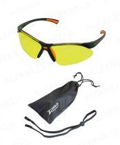 Védőszemüveg Z-TOOLS 3r. sárga ZTP7599S