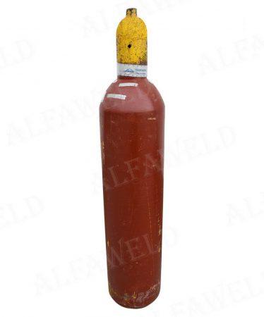 Acetilén (dissous) töltött gázpalack 7,5kg