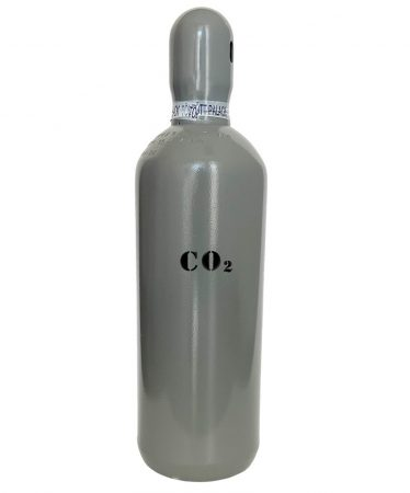 Szén-dioxid (CO2) törpe palack test: 10kg
