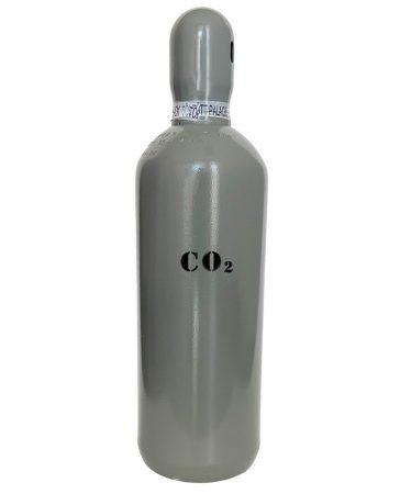 Szén-dioxid (CO2) törpe töltött palack: 10kg