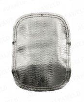 Üvegszálas kézvédő bőr háttal WELDAS 44-3008LB