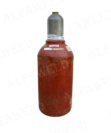 Acetilén (dissous) töltött palack: 2kg / 2.8kg