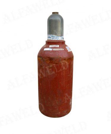 Acetilén (dissous) töltött gázpalack 2,8kg