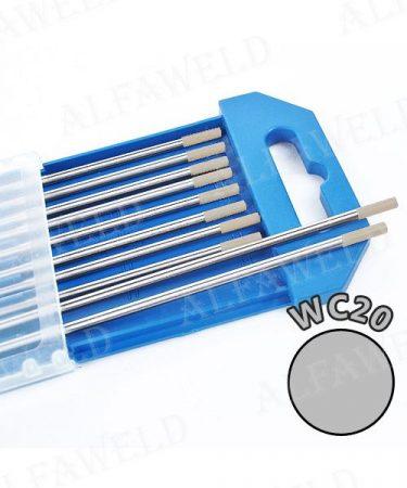 Wolfram elektróda WC20 szürke - Ø 4.0 x 175 mm