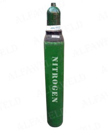 Nitrogén töltött palack: 2,1 m³