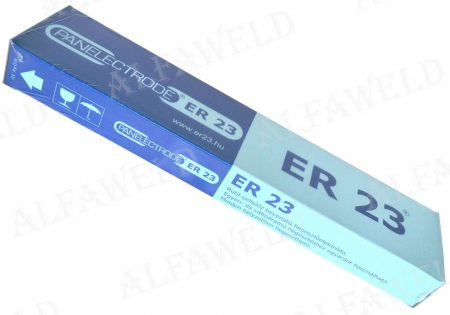 Elektróda rutilos ER23 2,0/250mm 2kg