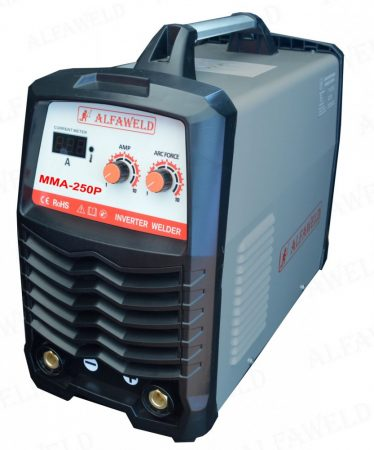MMA 250P 250A/400V inverteres hegesztőgép