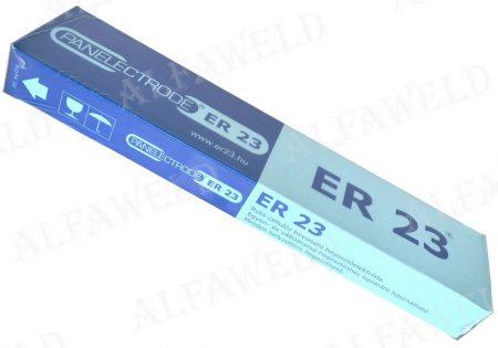 Elektróda rutilos ER23 2,5/350mm 2,5kg