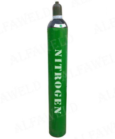 Nitrogén töltött palack: 10m³