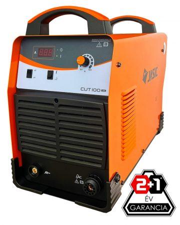 Jasic CUT100 (L201) inverteres plazmavágó+A141 munkakábel