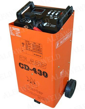CLASS CD-430 Akkumulátortöltő és indító