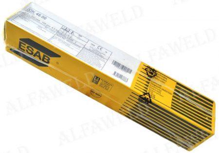 ESAB OK 48.00 bázikus elektróda -  Ø: 3.2mm