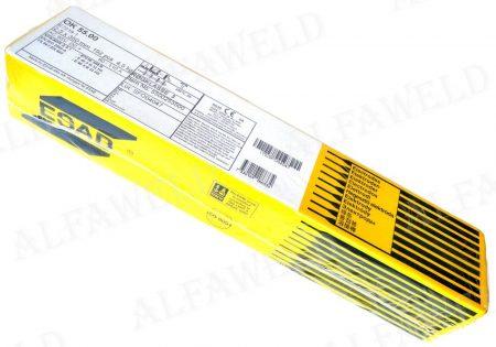ESAB OK 55.00 bázikus elektróda -  Ø: 2.5mm 4,5Kg