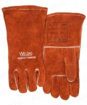 Hegesztőkesztyű Weldas 10-2392XXL pamut béléssel