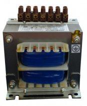 Segéd trafó - 63VA 8( 0V; 230V; 400V) / (0V; 27V; 45V)