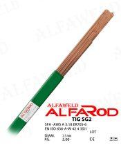 Hegesztőpálca TIG SG2 2,4/1000mm