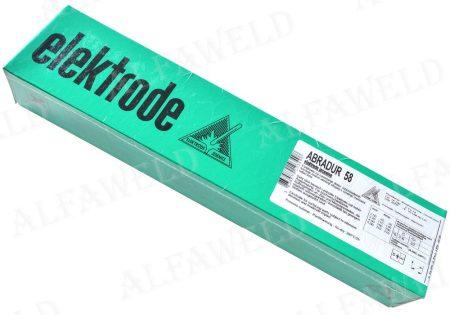 ABRADUR 58 elektróda - 2,5 mm 4,0 Kg