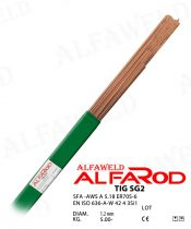 Hegesztőpálca TIG SG2 1,2/1000mm