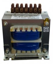 Segéd trafó - 100VA 8( 0V; 230V; 400V) / (0V; 27V; 45V)