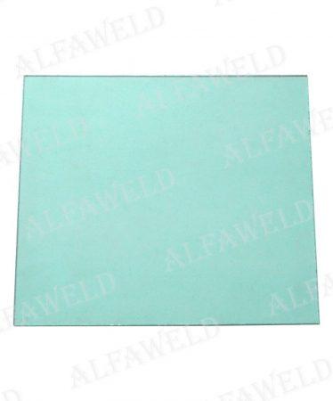 Belső polikarbonát védőlap  103 x 95mm (WH-9801 pajzshoz)