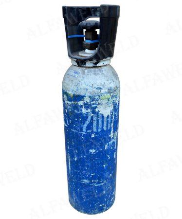 Oxigén töltött palack: 1 m³
