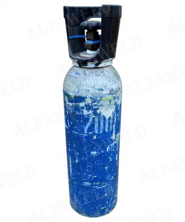 Oxigén töltött gázpalack 1,0m3