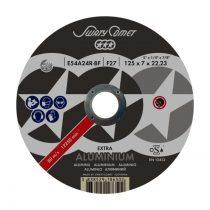 TISZTÍTÓKORONG Swatycomet EXTRA amumínium 125x7,0x22