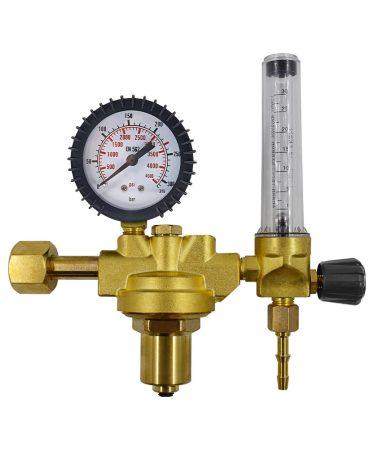 Alfared Co2 – Argon rotaméteres nyomáscsökkentő 230 bar – 30L/min