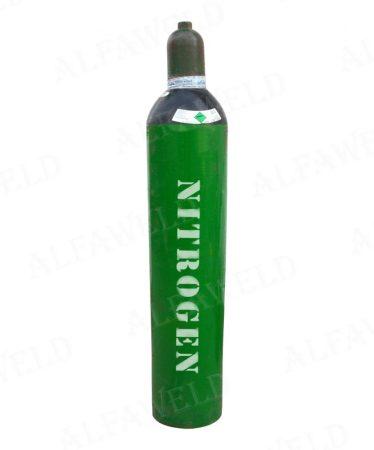 Nitrogén palack test: 4 m³