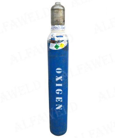 Oxigén töltött palack: 2 m³