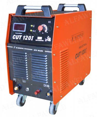 CUT 120 inverteres plazmavágógép + P80 munkakábel