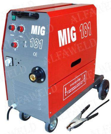 MIG-181 180A/230V védőgázas hegesztőgép