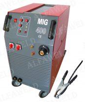 MIG 400A/380V védőgázas CO2 hegesztőgép vízhűtéssel