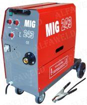 MIG-243 240A/380V védőgázas hegesztőgép