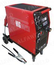 MIG 180A-210A/220V-380V kombinált védőgázas heg.gép