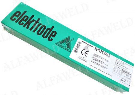 RUTILEN 2000S 4,0x450mm rutilos elektróda 5,4Kg