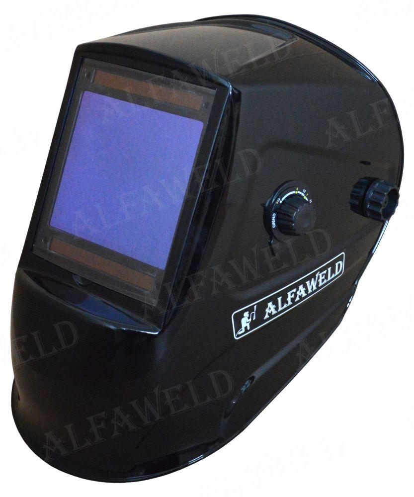 Automata hegesztőpajzs - WH 9801-F - Óriás látómezővel