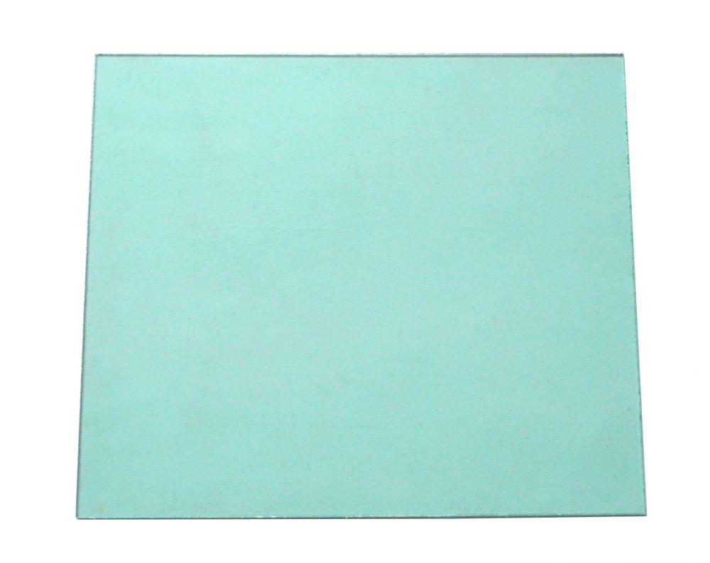 Külső polikarbonát védőlap  133 x 114mm (WH-9801 pajzshoz)